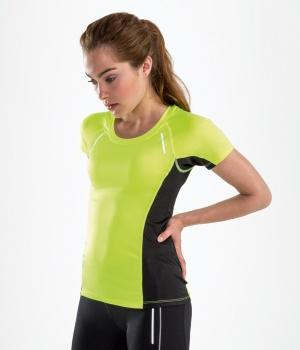 94469744e252 Dámské sportovní triko s krátkým rukávem Sydney Sol s (01415)